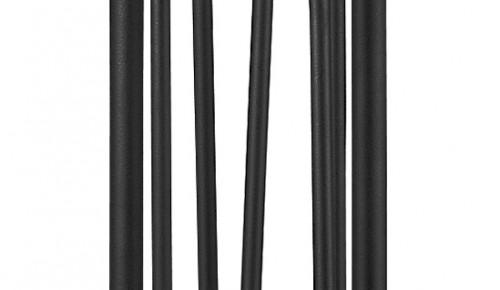 4-jų įrank.kompl.,juodas,chromuotas