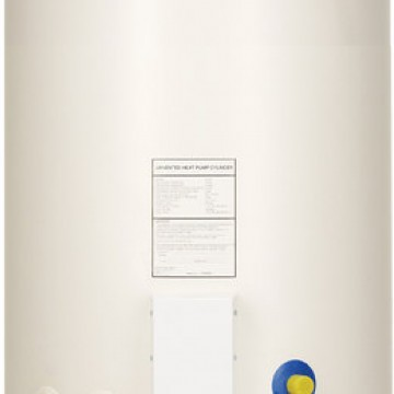 Karšto vandens šildytuvas šilumos siurbliams oras/vanduo Toshiba Estia, 150 l