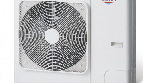 Šilumos siurblio oras/vanduo Toshiba Estia išorinė dalis  Q=16,12 kW