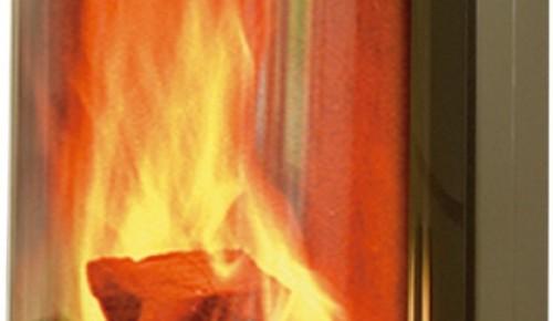 Krosnelė Spartherm PASSO L, nerūdijančio plieno spalvos