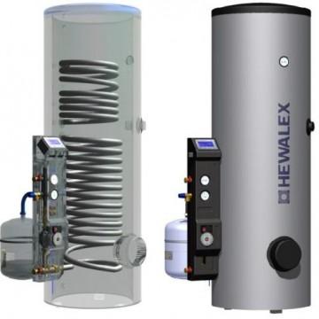 Karšto vandens šildytuvas Hewalex Kompakt 300 HB,300 l (863102)