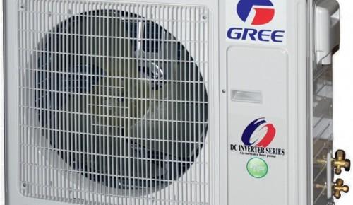Išorinė šilumos siurblio oras/vanduo dalis Gree Versati II+, 10 kW