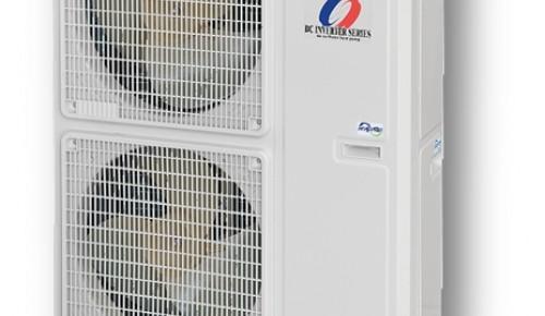 Išorinė šilumos siurblio oras/vanduo dalis Gree Versati II, 12 kW