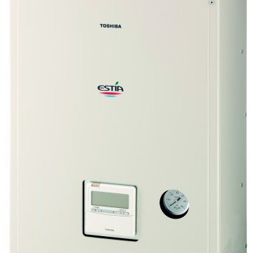Šilumos siurblio oras/vanduo Toshiba Estia vidinė dalis  Q=8,78 kW